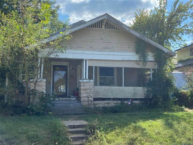 512 E Comanche, Mcalester, OK 74501 (MLS #2132793) :: Active Real Estate
