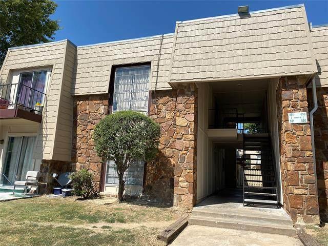 6705 S Richmond Avenue #550, Tulsa, OK 74136 (MLS #2132795) :: Active Real Estate