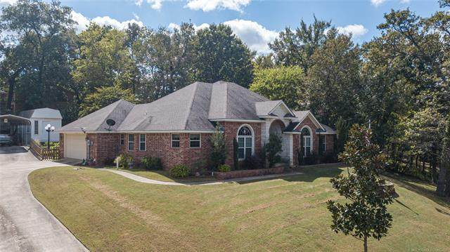 2221 Shirley, Durant, OK 74701 (MLS #2132811) :: Hopper Group at RE/MAX Results