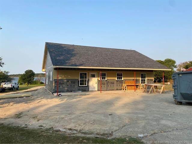 0001 E 1150 Road, Eufaula, OK 74432 (MLS #2132814) :: Active Real Estate