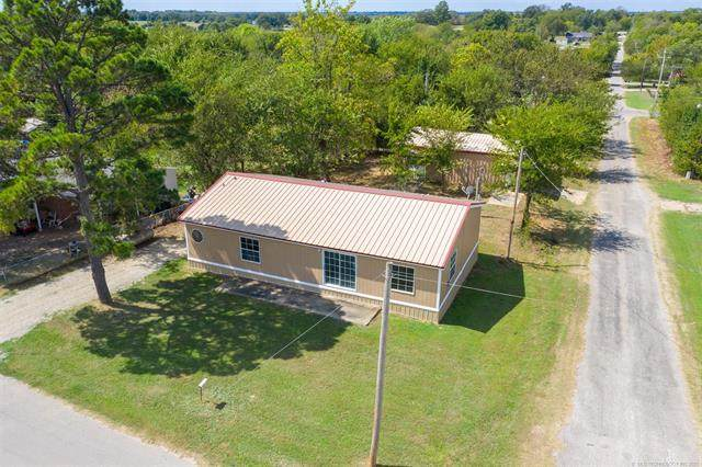 200 S Collins Street, Bennington, OK 74726 (MLS #2132824) :: Active Real Estate
