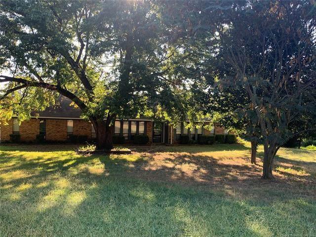 5612 Stonecreek Drive, Durant, OK 74701 (MLS #2132836) :: Active Real Estate