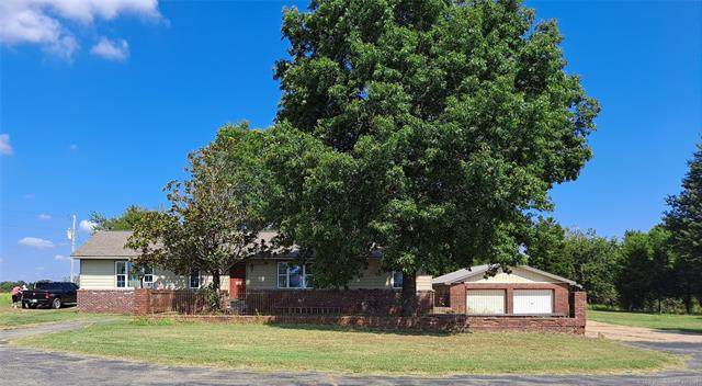 3504 W 93rd Street S, Oktaha, OK 74450 (MLS #2132932) :: Owasso Homes and Lifestyle