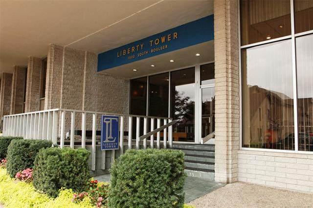 1502 S Boulder Avenue 20B, Tulsa, OK 74119 (MLS #2132956) :: Hopper Group at RE/MAX Results