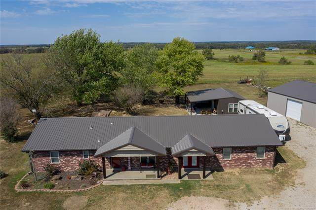 369060 Highway 56, Okemah, OK 74859 (MLS #2132965) :: Hopper Group at RE/MAX Results