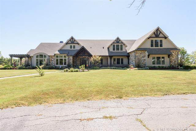 20600 S Sheridan Road, Mounds, OK 74047 (#2132978) :: Homes By Lainie Real Estate Group