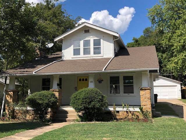 613 E 16th Street, Okmulgee, OK 74447 (MLS #2132980) :: Owasso Homes and Lifestyle