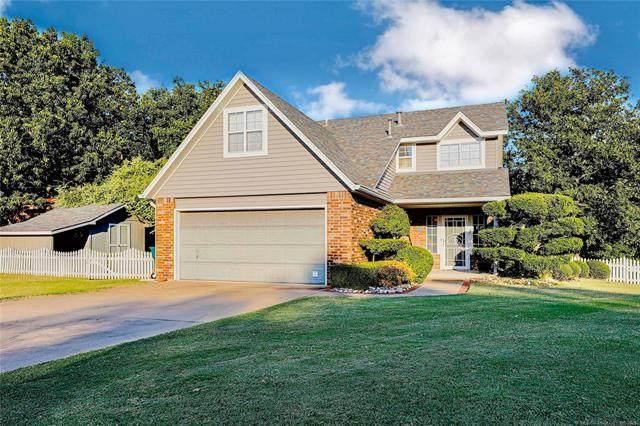205 Hillside Drive, Sand Springs, OK 74063 (MLS #2132990) :: Active Real Estate
