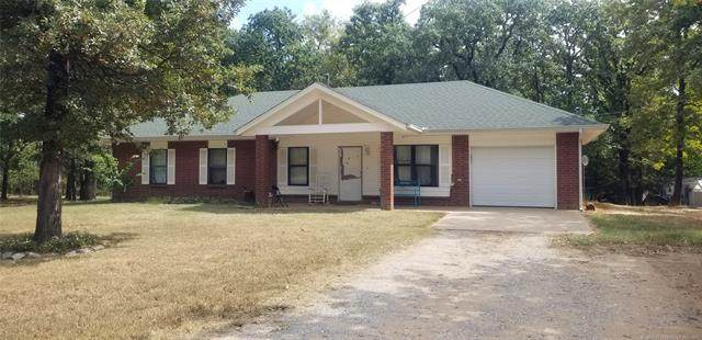 237 Standpipe Road, Mead, OK 73449 (MLS #2133029) :: Active Real Estate