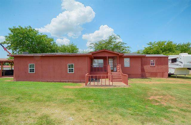 6370 N Woods, Mcalester, OK 74501 (MLS #2133052) :: Hopper Group at RE/MAX Results