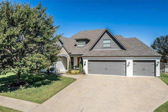 3215 E 146th Place, Bixby, OK 74008 (MLS #2133073) :: Hopper Group at RE/MAX Results