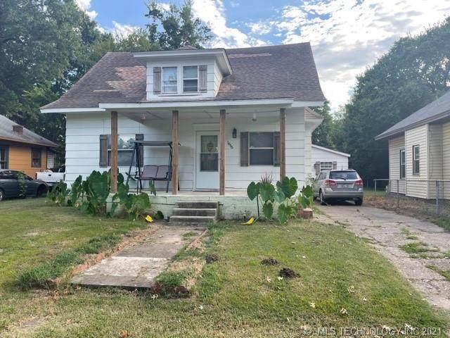 1615 Baltimore, Muskogee, OK 74403 (MLS #2133103) :: Active Real Estate