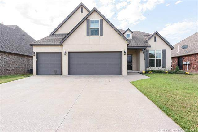 18512 E 42nd Place, Tulsa, OK 74134 (MLS #2133107) :: Active Real Estate