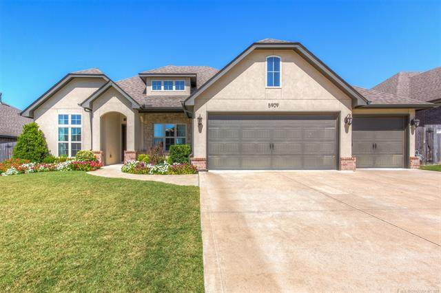 5909 E 143rd Place S, Bixby, OK 74008 (MLS #2133115) :: Hopper Group at RE/MAX Results