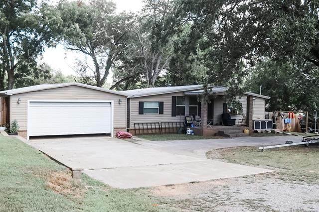 602 N Ash Street N, Spiro, OK 74959 (MLS #2133117) :: 580 Realty