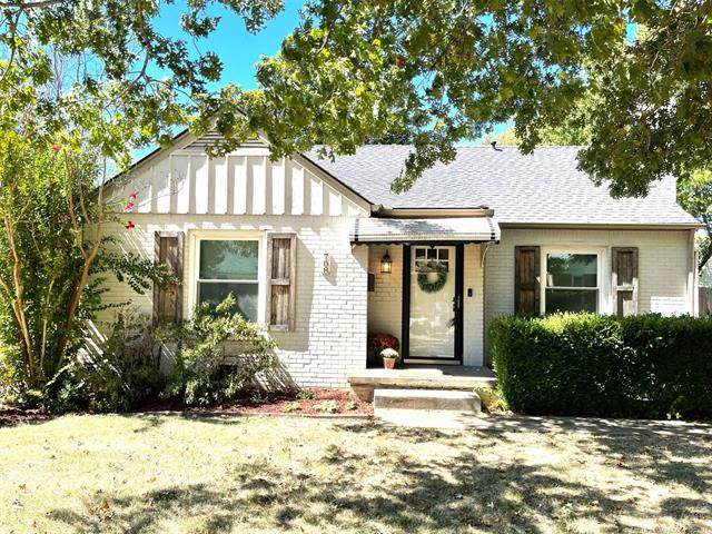 708 S Quebec Avenue, Tulsa, OK 74112 (MLS #2133125) :: Hopper Group at RE/MAX Results