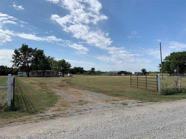 401301 W 100 Road, Wann, OK 74083 (MLS #2133133) :: Hopper Group at RE/MAX Results