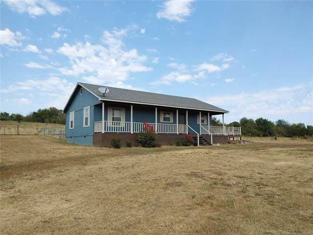15966 N Clear Creek Road, Hulbert, OK 74441 (MLS #2133158) :: Owasso Homes and Lifestyle