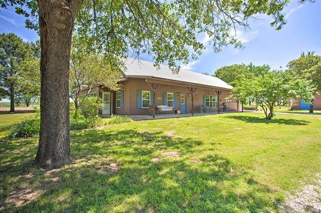 47 Acorn Hollow Lane, Marietta, OK 73448 (MLS #2133166) :: Active Real Estate