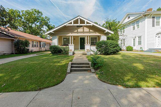 417 K Street SW, Ardmore, OK 73401 (#2133200) :: Homes By Lainie Real Estate Group
