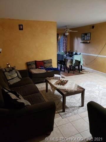 6842 S Toledo Avenue #441, Tulsa, OK 74136 (#2133224) :: Homes By Lainie Real Estate Group