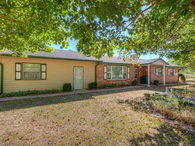 310 S Oak Street, Terlton, OK 74081 (MLS #2133258) :: Hopper Group at RE/MAX Results