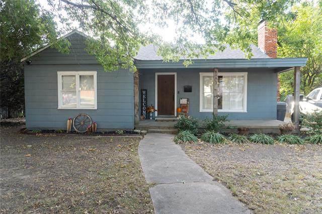 1007 Wolverton, Ardmore, OK 73401 (MLS #2133265) :: Active Real Estate
