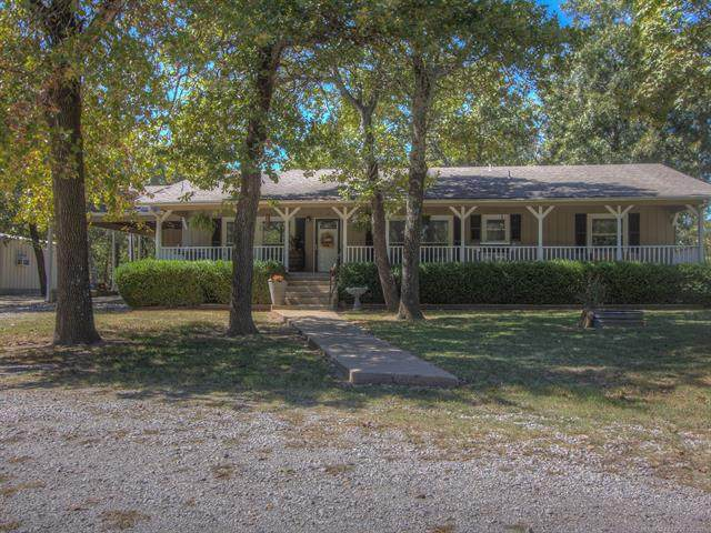 2095 N 255th Road, Mounds, OK 74047 (MLS #2133275) :: Hopper Group at RE/MAX Results