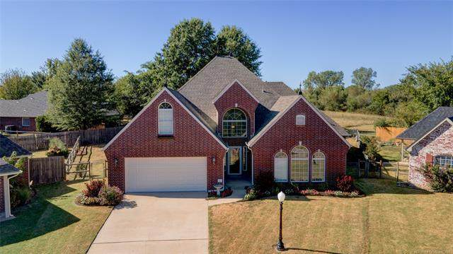 14346 N 108th East Avenue, Collinsville, OK 74021 (MLS #2133288) :: Hopper Group at RE/MAX Results