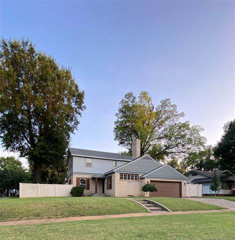 1400 SW Mclish Avenue, Ardmore, OK 73401 (MLS #2133321) :: Hopper Group at RE/MAX Results