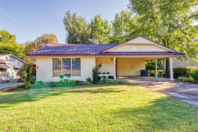 624 E South, Mcalester, OK 74501 (MLS #2133342) :: Hopper Group at RE/MAX Results