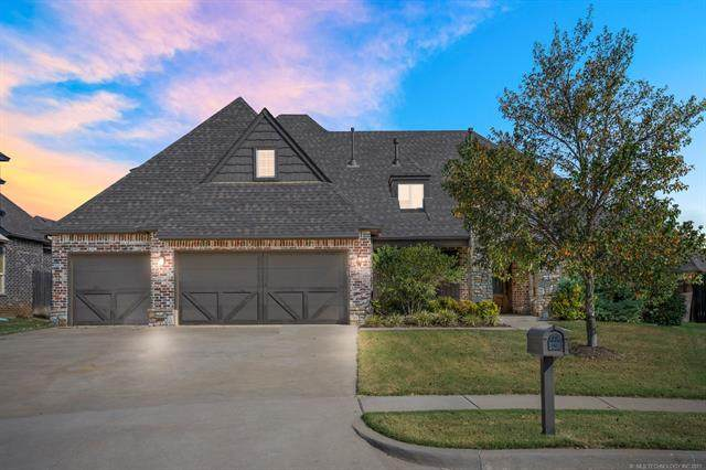 10465 E 124th Place S, Bixby, OK 74008 (MLS #2133349) :: Hopper Group at RE/MAX Results