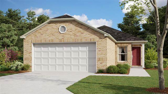 8518 E 161st Place S, Bixby, OK 74008 (MLS #2133352) :: Active Real Estate