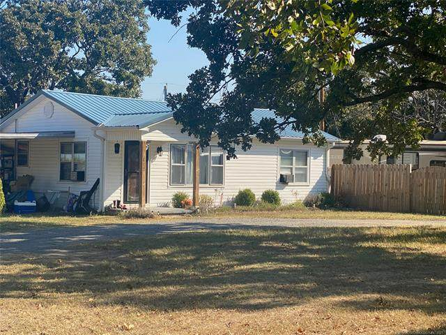 413 Edwards Lane, Indianola, OK 74442 (MLS #2133365) :: Hopper Group at RE/MAX Results