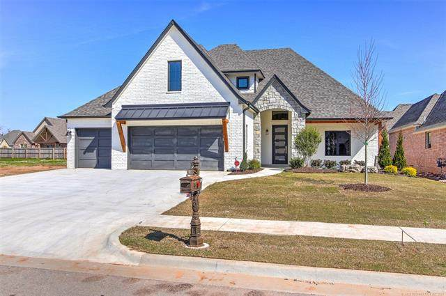 2928 E 141st Court S, Bixby, OK 74008 (MLS #2133379) :: Hopper Group at RE/MAX Results