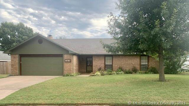1410 Rosedale Street, Ardmore, OK 73401 (MLS #2133383) :: Hopper Group at RE/MAX Results
