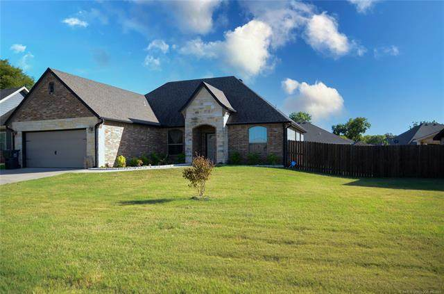 13907 County Road 1564, Ada, OK 74820 (MLS #2133385) :: Owasso Homes and Lifestyle