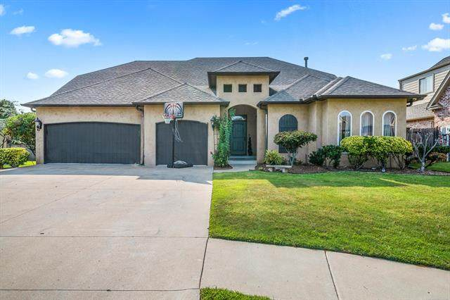 11280 S 72nd East Court, Bixby, OK 74008 (MLS #2133390) :: Hopper Group at RE/MAX Results