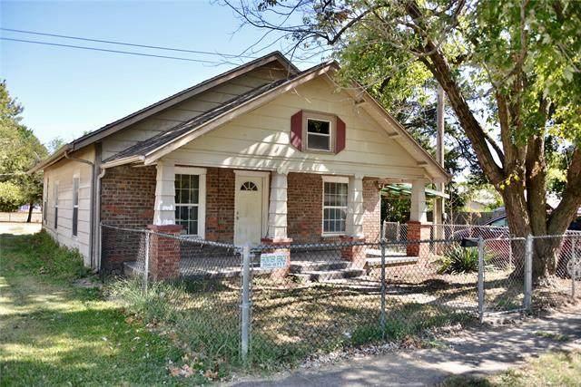 208 N 9th Street, Henryetta, OK 74437 (MLS #2133393) :: Hopper Group at RE/MAX Results