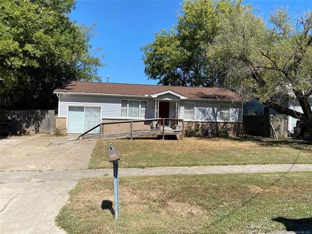 228 E Midway Street, Broken Arrow, OK 74012 (MLS #2133401) :: Owasso Homes and Lifestyle