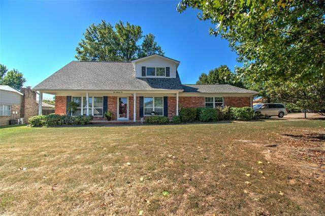 901 Erie Street, Muskogee, OK 74403 (MLS #2133405) :: Hopper Group at RE/MAX Results