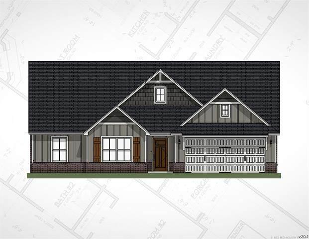 3305 E New Haven Street, Broken Arrow, OK 74014 (MLS #2133424) :: Active Real Estate