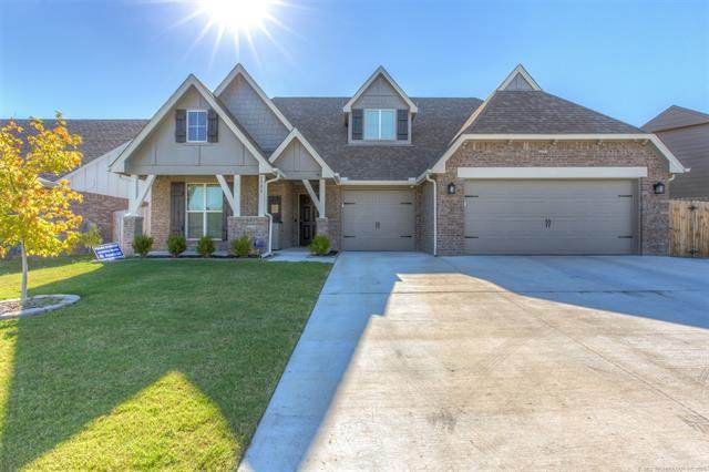 1906 E 132nd Street S, Bixby, OK 74008 (MLS #2133456) :: Hopper Group at RE/MAX Results