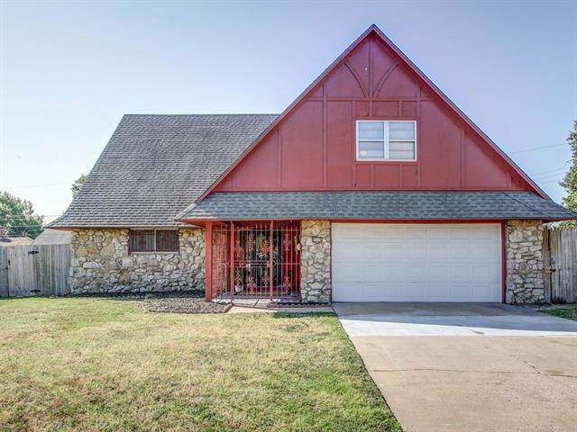 8516 E 23rd Place, Tulsa, OK 74129 (MLS #2133472) :: Hopper Group at RE/MAX Results