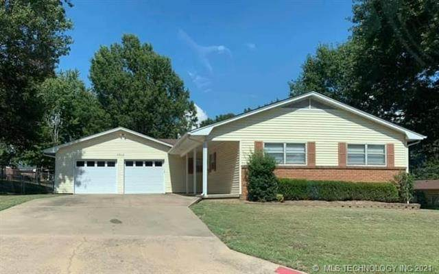 2608 Branson Place, Muskogee, OK 74403 (MLS #2133492) :: Hopper Group at RE/MAX Results