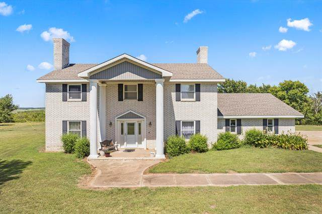 17440 S 130 Road, Okmulgee, OK 74447 (MLS #2133549) :: Hopper Group at RE/MAX Results