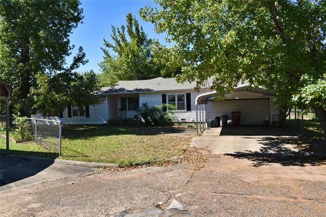 112 Crestview Drive, Hugo, OK 74743 (MLS #2133554) :: Active Real Estate