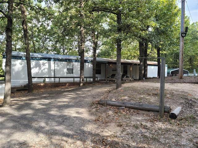 116674 S 4245 Road, Eufaula, OK 74432 (MLS #2133628) :: Active Real Estate