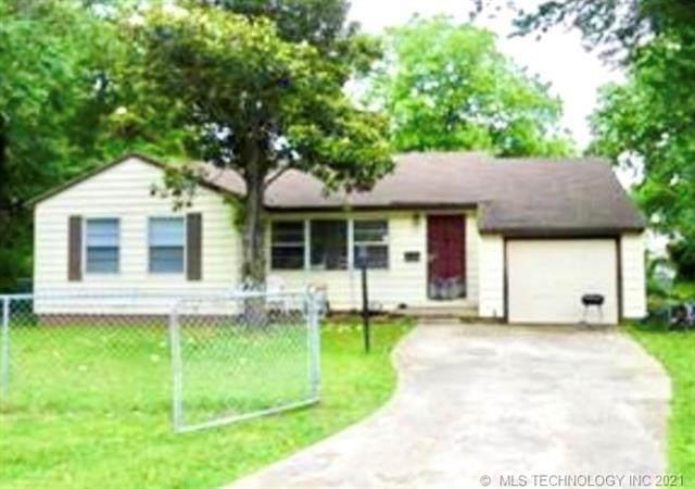 4014 E Woodrow Place, Tulsa, OK 74115 (MLS #2133645) :: 580 Realty