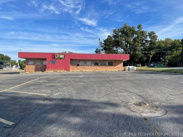 620 S Mississippi, Ada, OK 74820 (MLS #2133650) :: 580 Realty